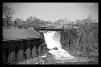 The Paterson Falls, 1959 Photo taken by my father the year I was born.